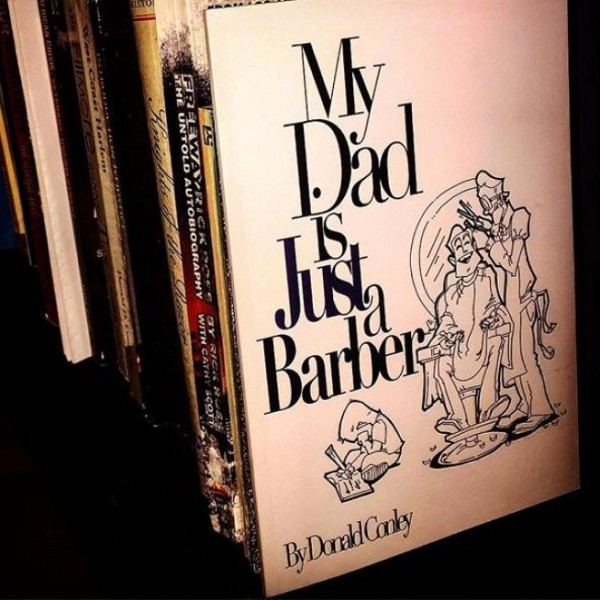 Product Image: My Dad Is Just A Barber (Book)